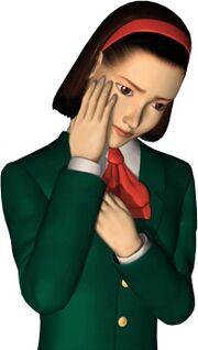 Yu holdingface