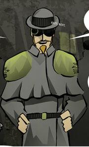Agent Thorn 1