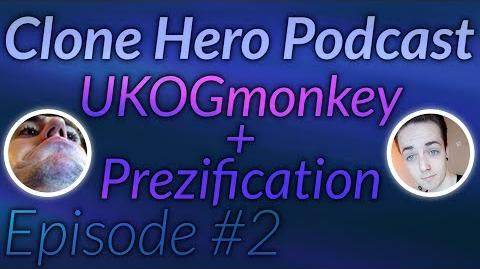 Clone Hero Podcast EP2 - UKOG & JPrez