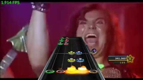 Clone Hero v.17 Preview - Video Backgrounds