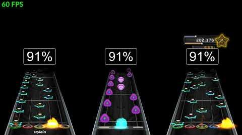 Clone Hero v.18.1 Release - Demilitarized Zone (Ethan Meixsell, Charted by Miscellany) *UPDATE*