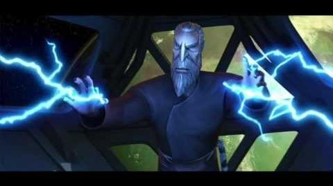 Star Wars Force Lightning Description