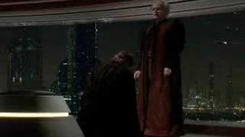 Birth of Darth Vader -- Revenge of the Sith