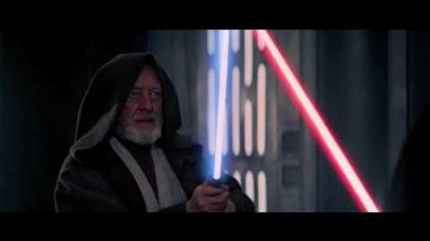 Obi - Wan Kenobi Vs Darth Vader HD