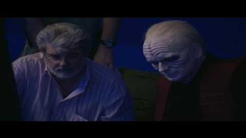 Star Wars Episode III Becoming Sidious Webisode