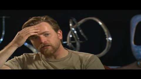 Star Wars Episode III Becoming Obi-Wan Webisode