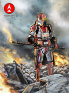 Firestorm trooper by art dewhill-d385r4r