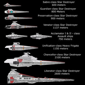 Republic ships by omega 2438
