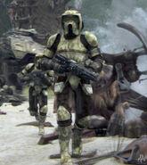 Tlc comic red clonetrooper clonecommander 001
