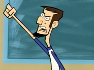 Abe Lincoln is Determined to Save Clone High