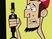Abe Lincoln Pen