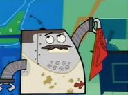 Mr. Butlertron Sighs