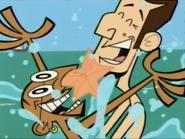 Starfish Up Gandhi's Nose