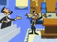 Gandhi Sticks a Torah Up His Nose