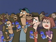 Clone High Crowd Shot 19