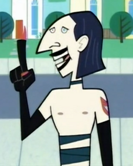 Marilyn Manson (Clone High)