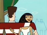 Cleo Looks Back at Abe