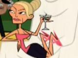 Cleo's Foster Mom