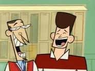 Principal Scudworth and JFK