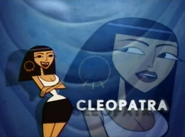 Cleo's Title Card