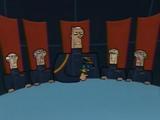 The Secret Board of Shadowy Figures