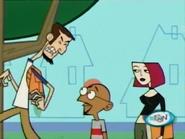 Abe Klonks His Head on a Tree
