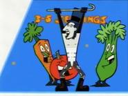 3-5 Vegetables