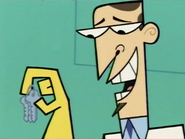 Principal Scudworth Has the Keys