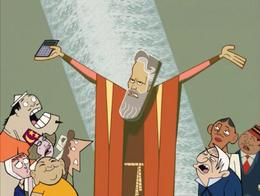 Moses (Clone High)