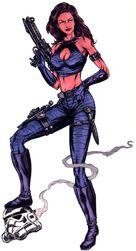 Zeltron freedom fighter