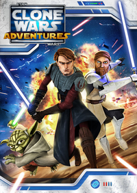 Clone Wars Adventures cover art