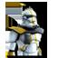 ARC Trooper Commander 64