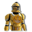 Blinged-Out Clone Trooper 64
