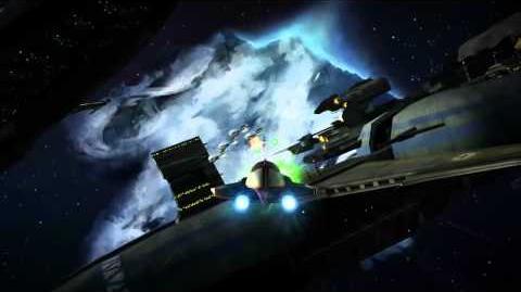 Mission on Iceberg Three