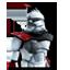 ARC Trooper Captain 64