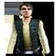 Han Solo icon