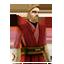 Fiery Obi-Wan Kenobi icon
