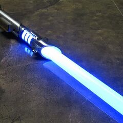 Zaal's second Lightsaber