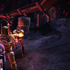 The Mandalorian Guild fighting on Umbara (Phillipe Mustafar, Boba Wingpack)