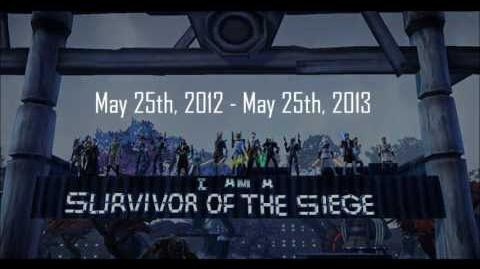 The Story of Survivors Of The Siege