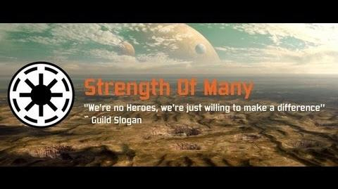 Strength Of Many