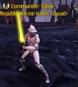 Commander Spike 2