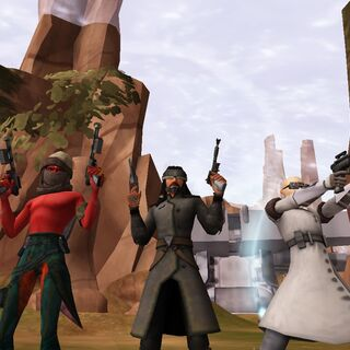 Some respected members of SOM on Ryloth.