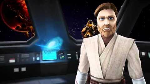 Star Wars Clone Wars Adventures - Galaxy in Conflict - Trailer