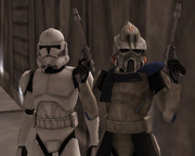 Luke Docker armor