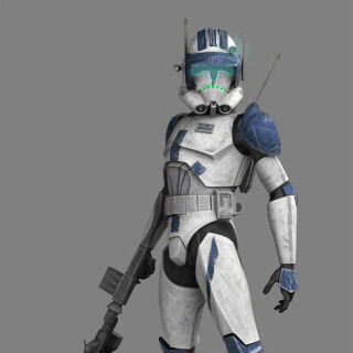 Gun Good's Phase I armor