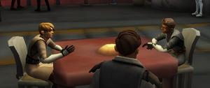Luke and the Jedi Outcasts