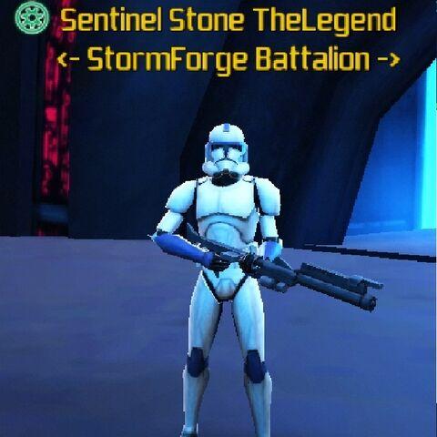 501st trooper gear