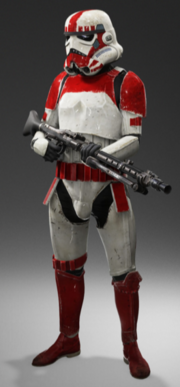 Battlefront Shock Trooper