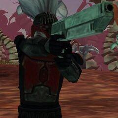 Malek prepares to kill his first rival.